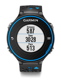 Forerunner 620: Measure Distance, Time, Pace And More