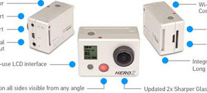 HD HERO2 camera walkaround