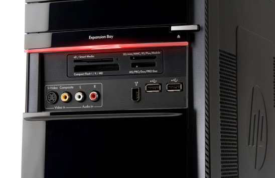 HP Pavilion HPE h8-1075uk Desktop (Intel Core i7-2600 ...