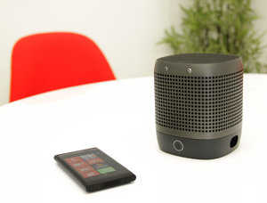 Nokia MD-50W Bluetooth PLAY 360 Surround Sound Portable Speaker