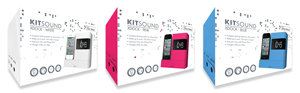 Kitsound XDOCK Clock Radio Dock