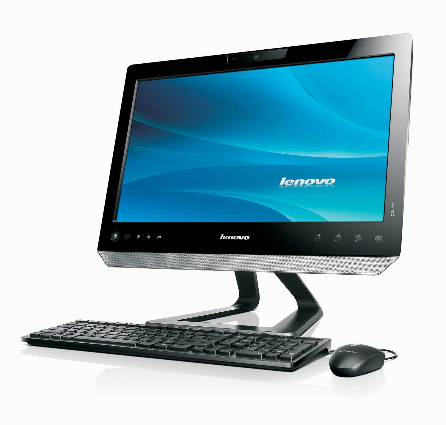 """Sleek and stylish 20"""" all-in-one PC, perfect for anywhere in the home"""