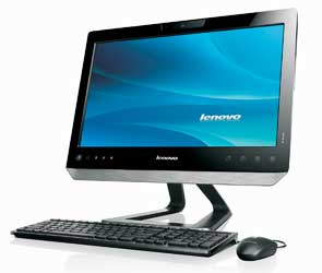 Sleek and stylish all-in-one PC, perfect for anywhere in the home