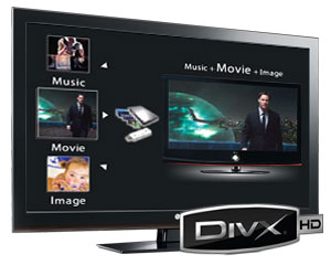 DivX HD Playback