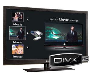 DivX HD Playback
