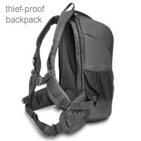 thief-proof photo backpack