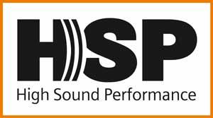 High Sound Performance