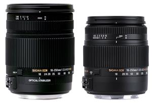 Sigma have made the 18-250mm more compact and thus more portable than its predecessor