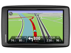 Viewing and interacting with your navigation device is safer and easier on the big screen