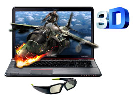 3D on your laptop.