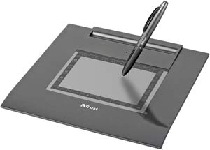 For handwriting, notes, freehand drawing, picture and video editing.
