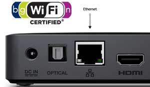 High-performance, streaming-ready Wi-Fi