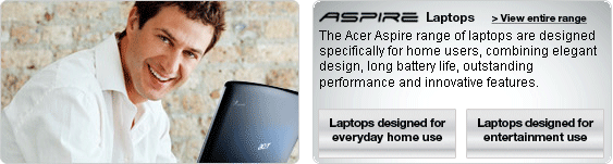 Aspire Laptops