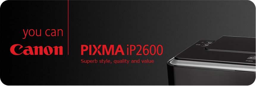 Canon PIXMA iP2600 Driver Printer Download & Setup for Windows 10 8 7