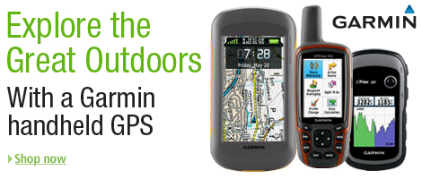 Garmin Outdoor GPS