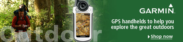 Looking for direction? Then why not check out our great range of Garmin GPS products, designed to help you find your way in the great outdoors