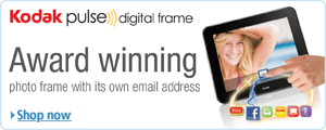 Kodak Pulse Digital Photo Frame