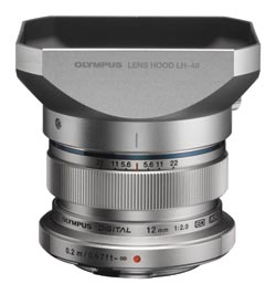 Optional LH-48 lens hood
