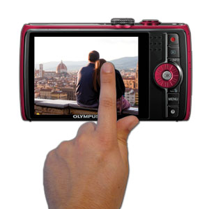 Touch Autofocus guarantee better results