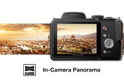 Smart Panorama shooting