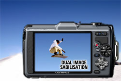 Dual Image Stabilisation