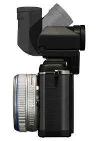 High Resolution  Electronic Viewfinder