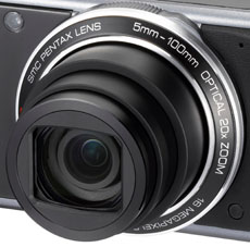 20X optical zoom, 28mm wide-angle