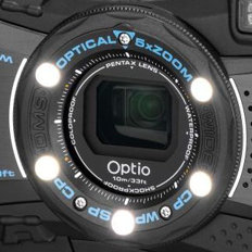 Five LED Macro Lights