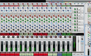 The Rack in Propellerhead Reason