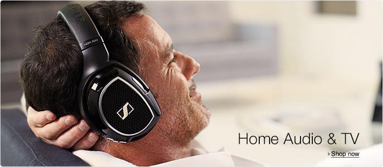 Sennheiser Home Audio and TV Headphones at Amazon.co.uk