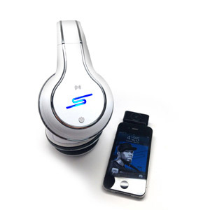 SYNC By 50 Cent Wireless Over-Ear headphones