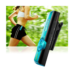 With a built-in clip it's the ultimate gym buddy; you'll never have to worry about cumbersome armbands or cases.