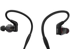 Sony XBA-H3 In Ear Headphones