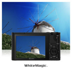 See the world with clarity and definition, no matter how bright the sun with WhiteMagic.