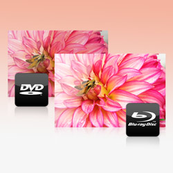 BDP-S185p allows you to enjoy five times the picture quality of DVD for a powerful movie experience that has to be experienced to be believed.