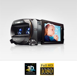 Enjoy your movies in 3D at home.