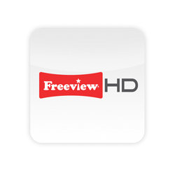 Enjoy built-in Freeview HD TV.