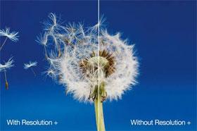 Resolution+