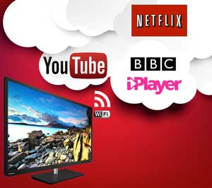 Access YouTube, iPlayer and Netflix