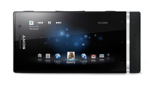 Sony Xperia U smartphone