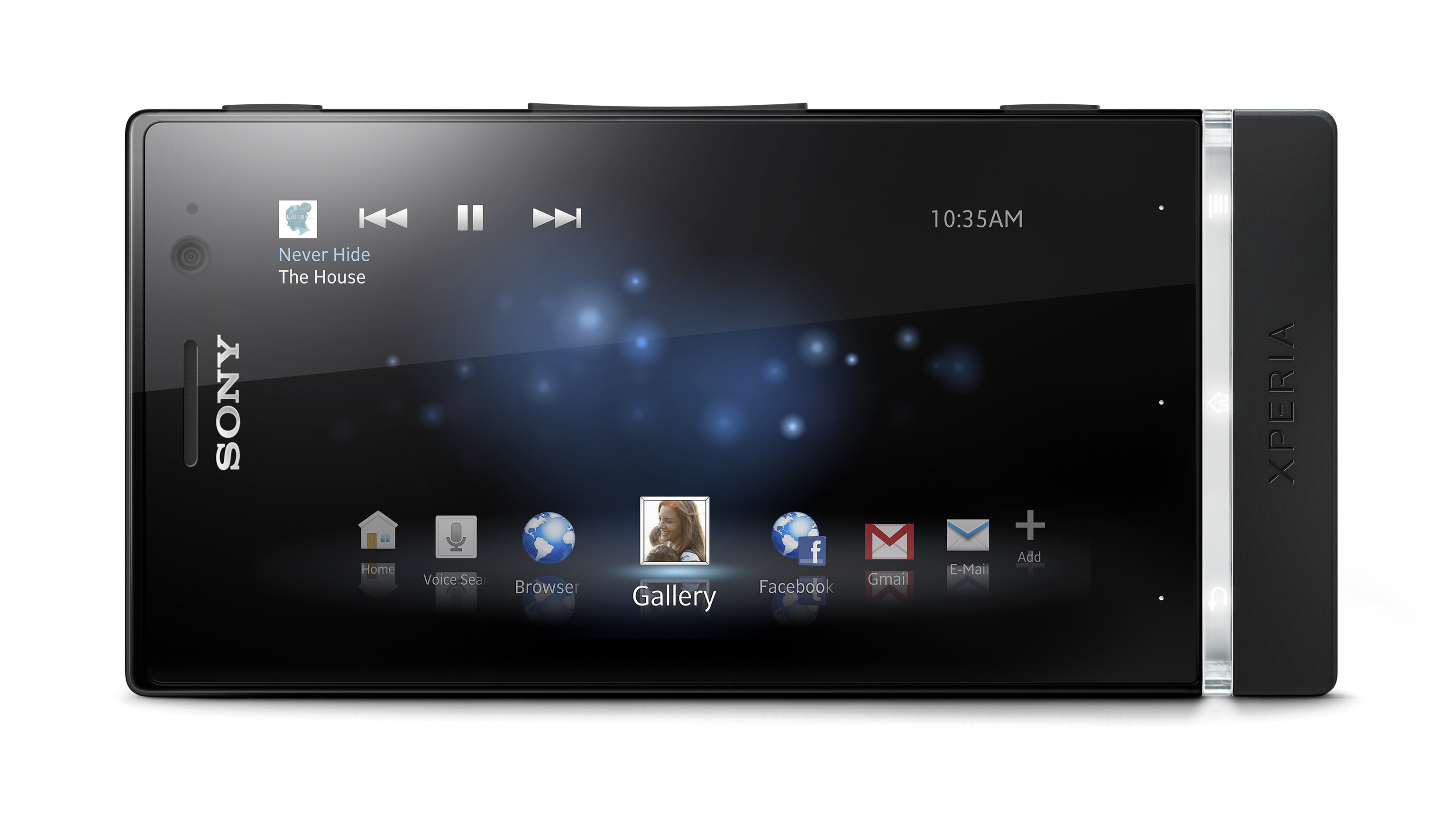 Sony Xperia U Sim Free Smartphone - Black: Amazon.co.uk: Electronics