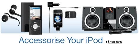 Accessorise your iPod