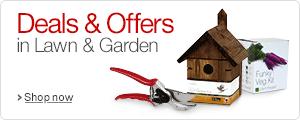 Garden Deals & Offers