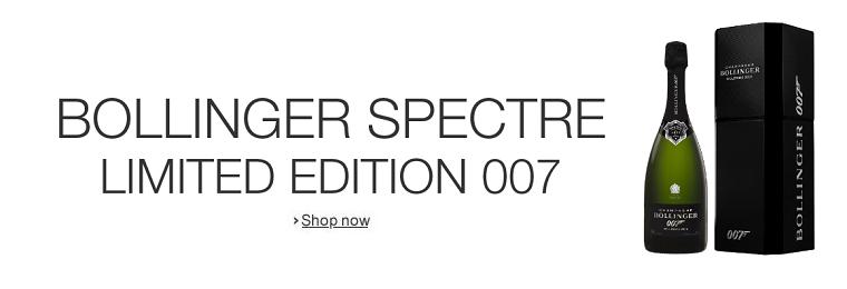 Belvedere James Bond 007 Spectre Edition