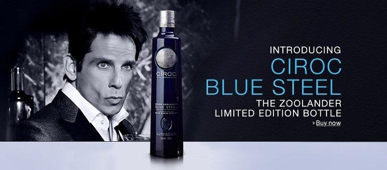 Ciroc Blue Steel