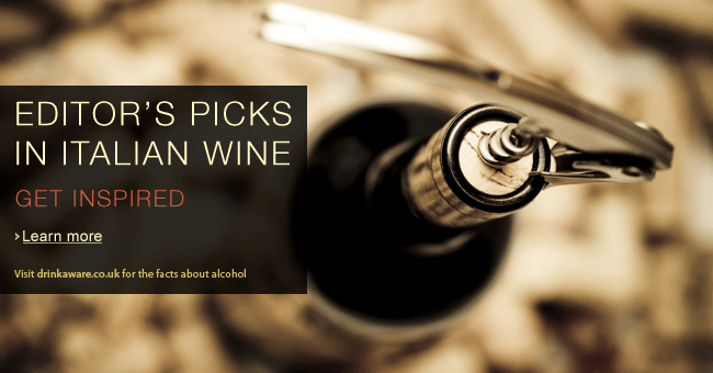 Editor's Picks in Wine