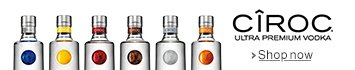 Shop the Ciroc range