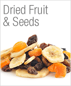 Dried Fruit and Seeds