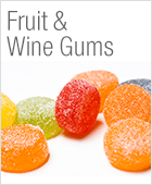 Fruit and Wine Gums