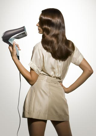 Scale image of Shine Therapy dryer